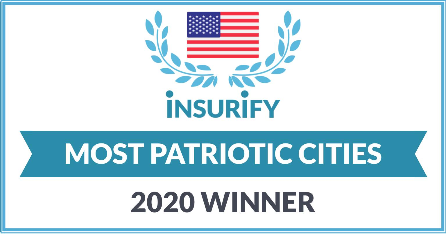 PatrioticCities Badge