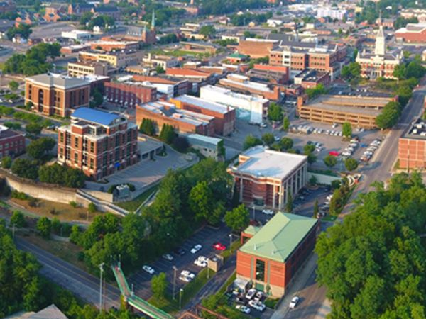 Overview of Clarksville Tennessee