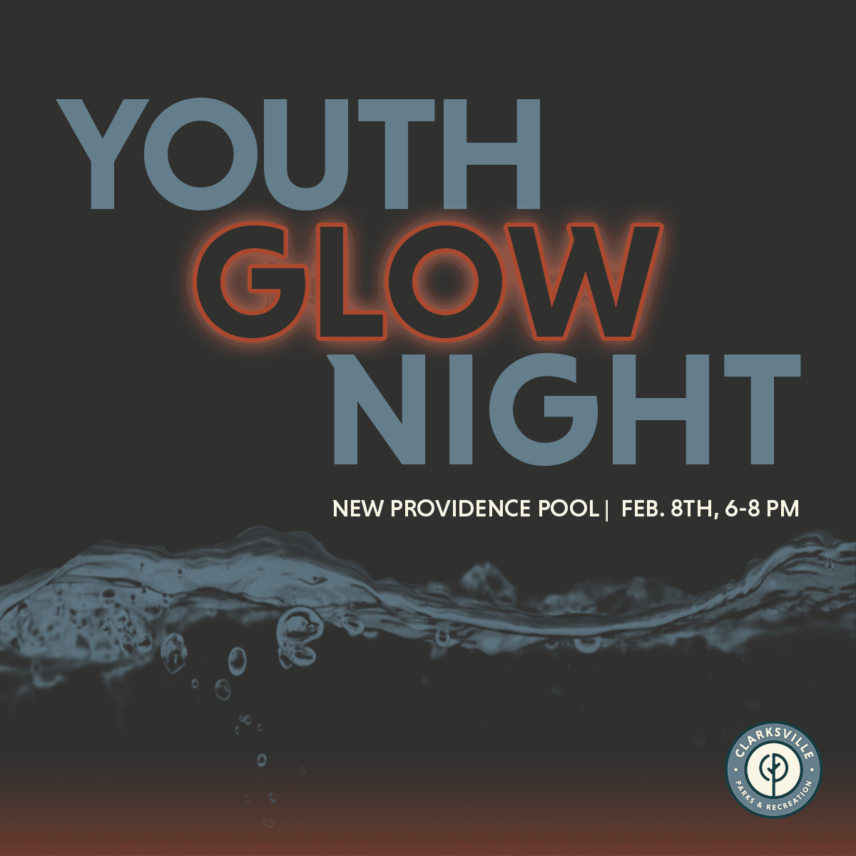 Youth Glow Night